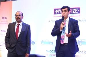 Mr. Sandeep Gambhir, MD and CEO of ORIX India - MyChoize