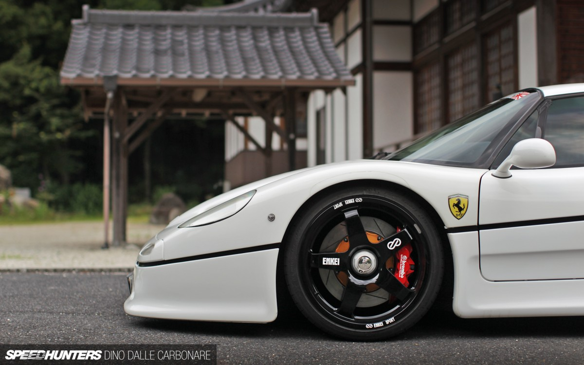 Car Wallpapers Netcarshow The Other Legend Liberty Walk F50 Speedhunters