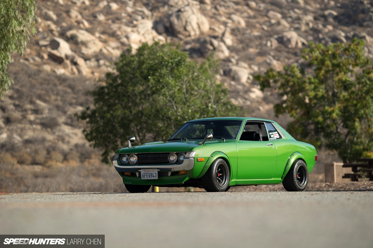 hight resolution of neo classic a turbo swapped 71 celica
