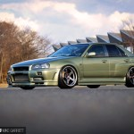 Sedan Love An R34 With Room For More Speedhunters
