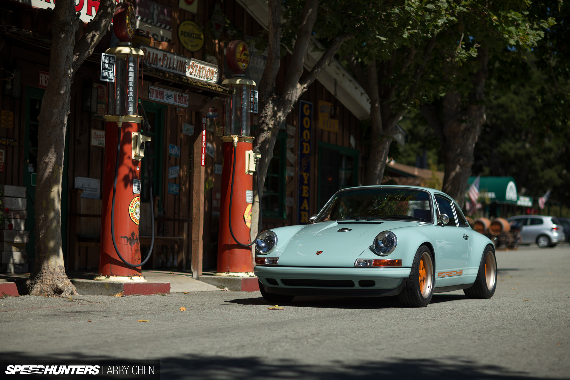 Dream Car Wallpaper The Perfect 911 Singer Does It Again Speedhunters
