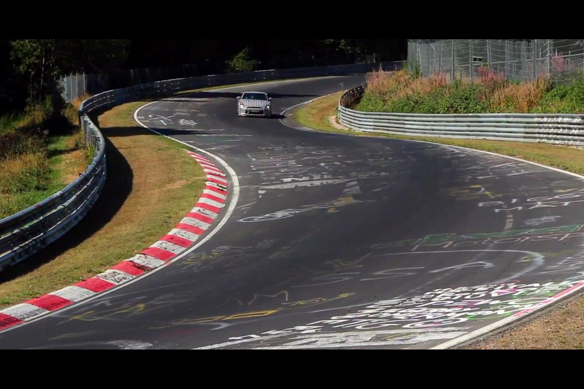 Nissans Nrburgring Meister Speedhunters