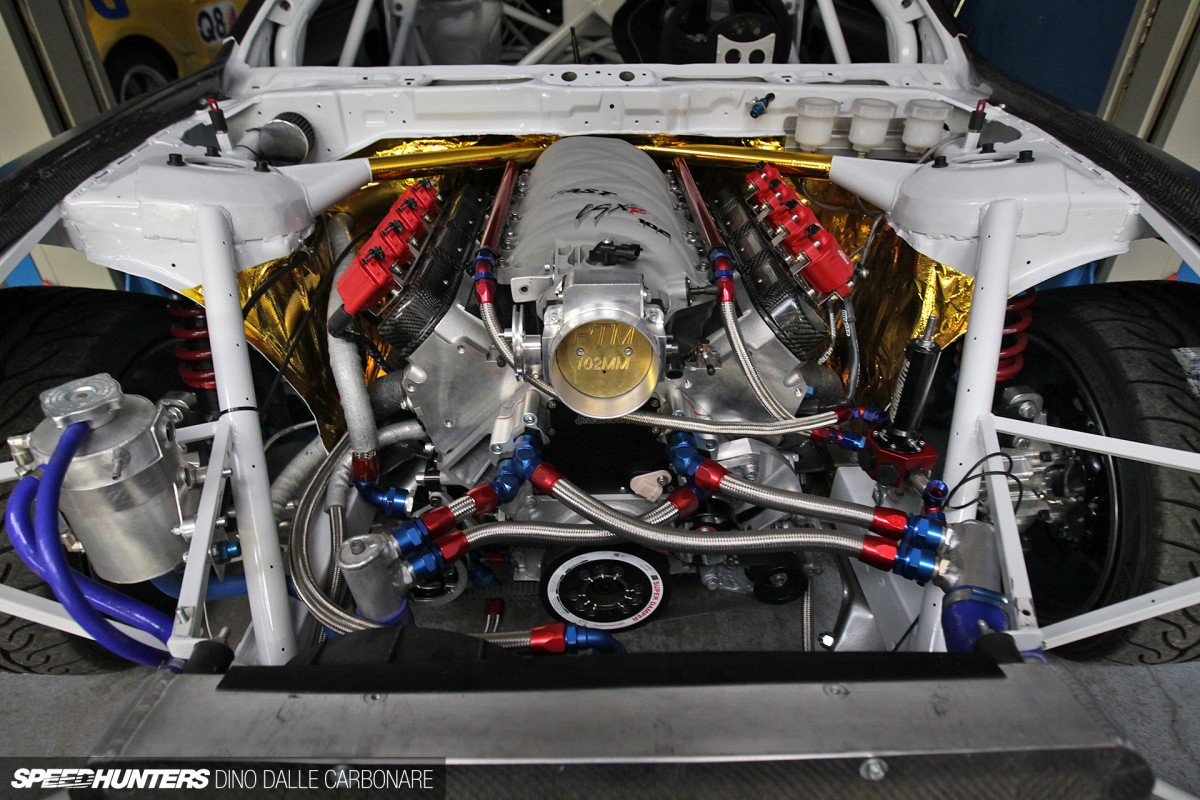 S13 Engine Bay Wiring Pinout V8 Swapping Choose Your Weapon Speedhunters