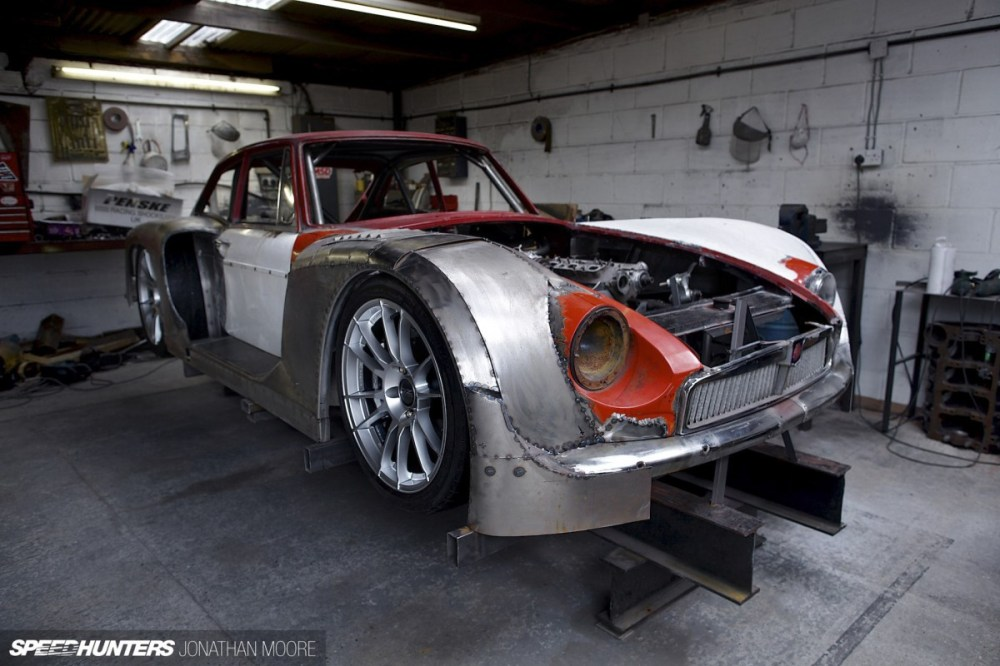 medium resolution of i m sorry you re going to do what with this mgb speedhunters rh speedhunters com