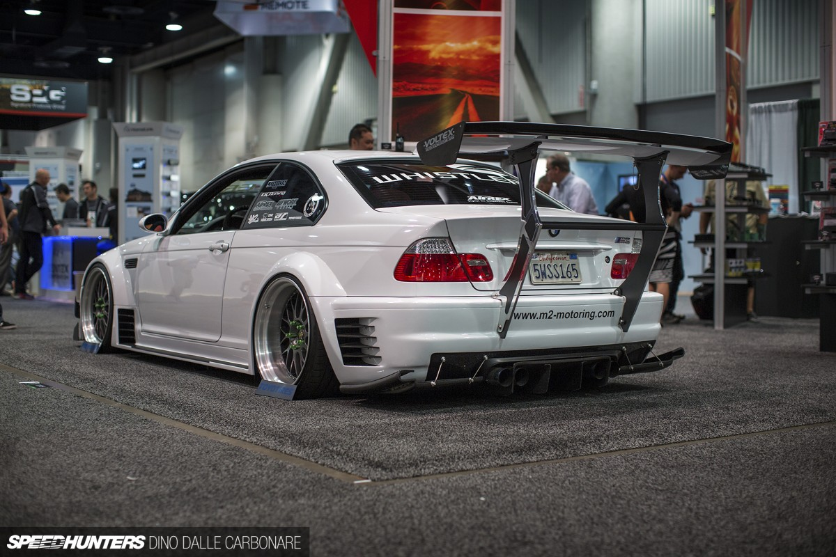 Euro Vision The German Cars Of SEMA  Speedhunters
