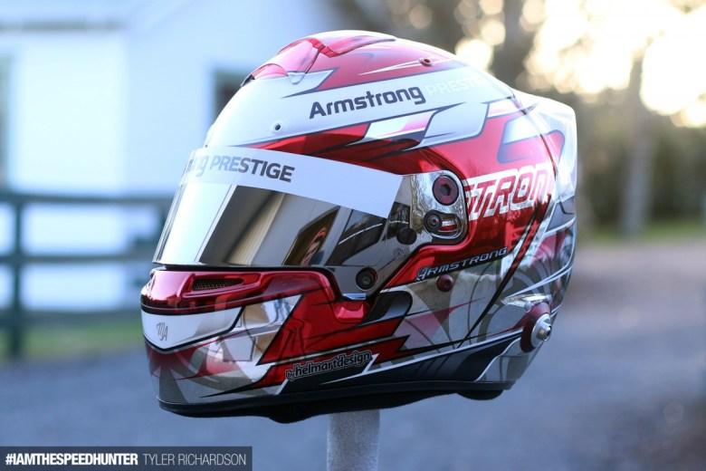 The High Art World Of Custom Helmet Design - Speedhunters