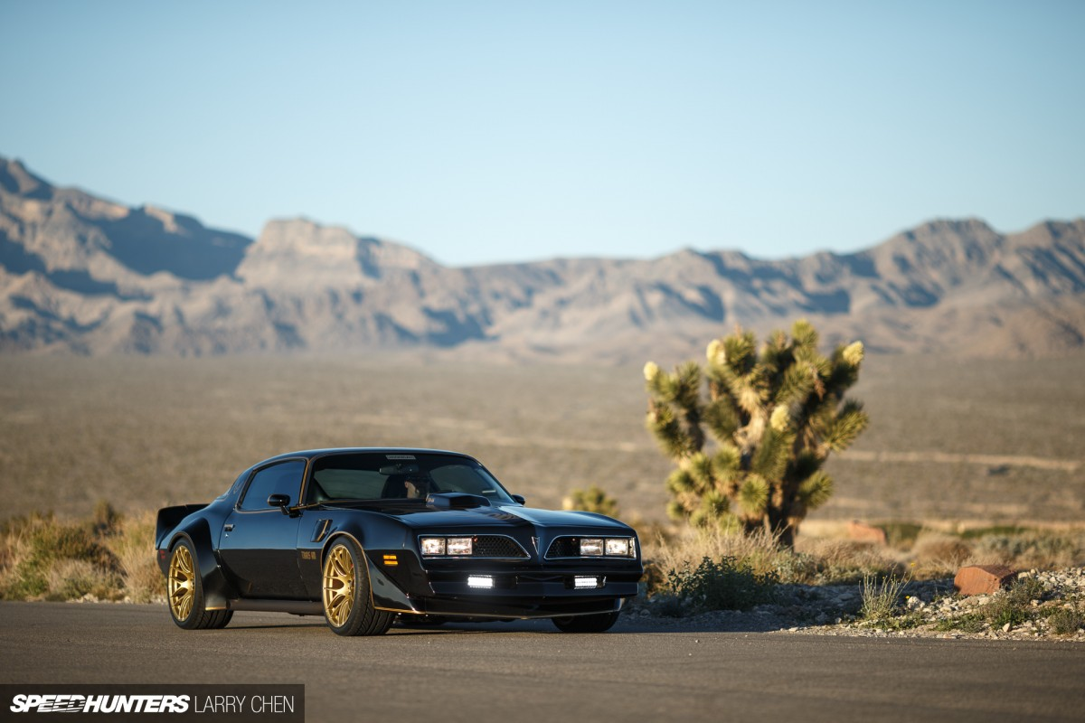 Boosted Bandit A 70s Icon Reinvented  Speedhunters