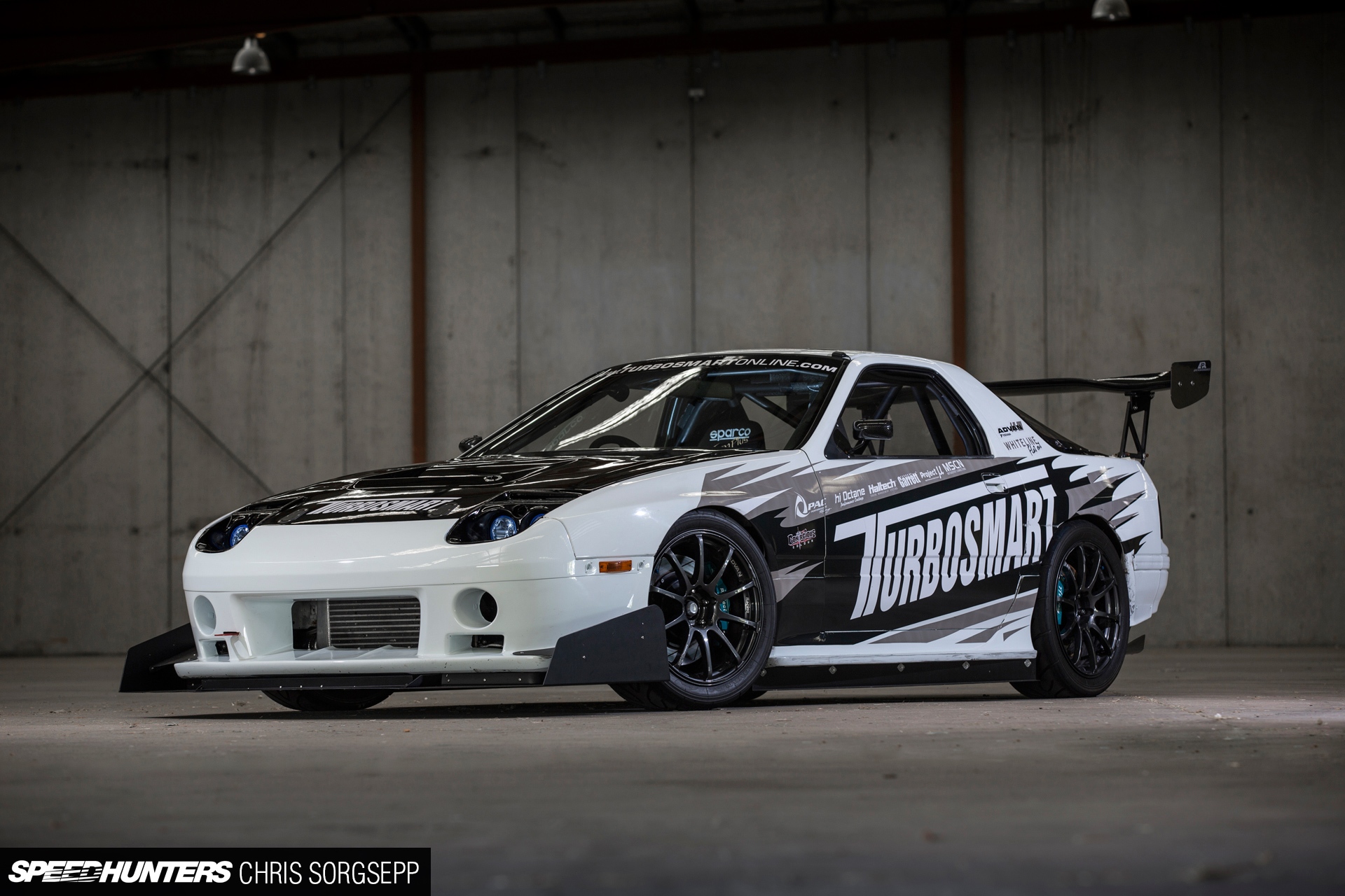 Wallpaper Car Tokyo Drift Extreme Measures An R Amp D Rx 7 Speedhunters
