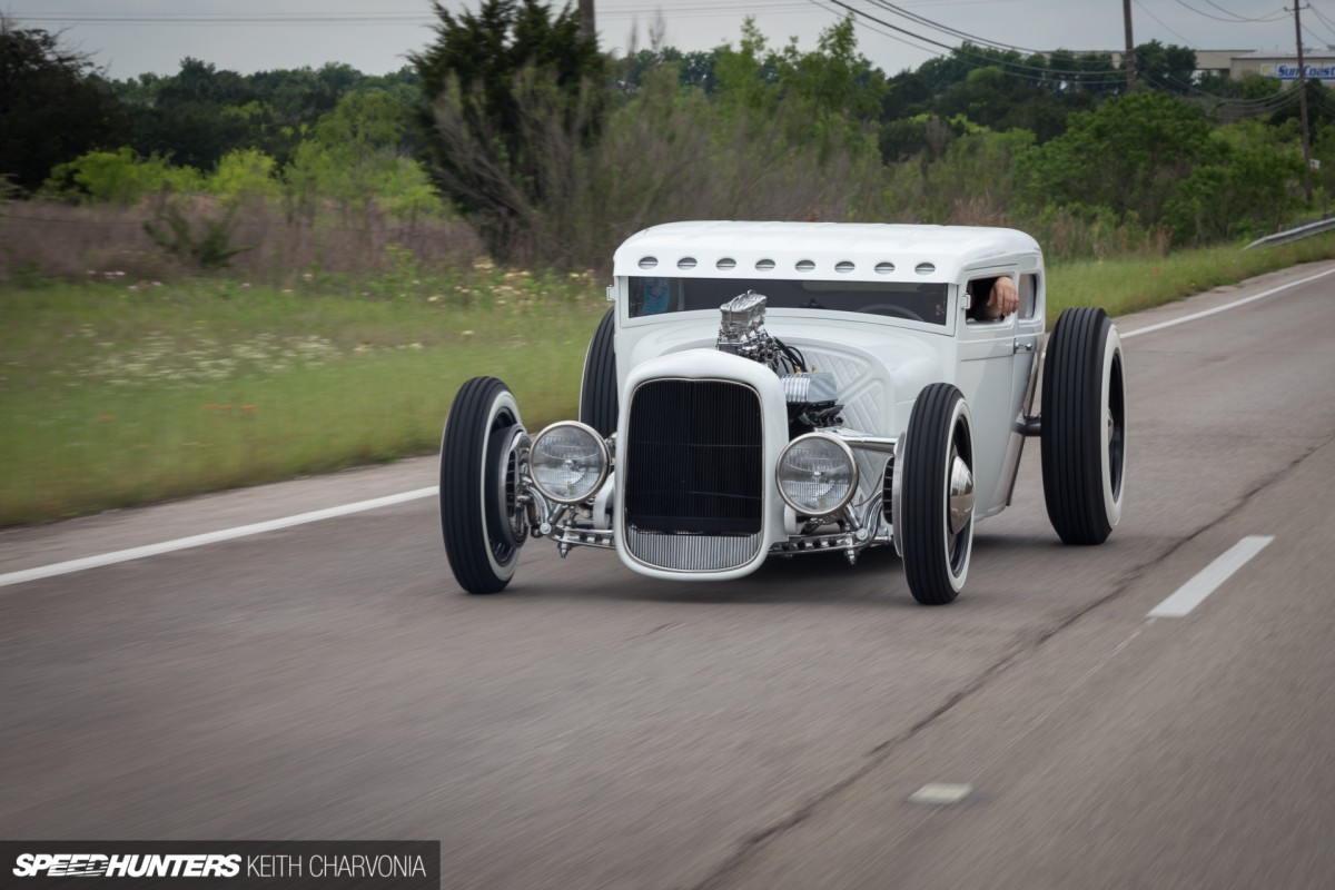 A 28 Tudor Thats Chopped All To Hell  Speedhunters