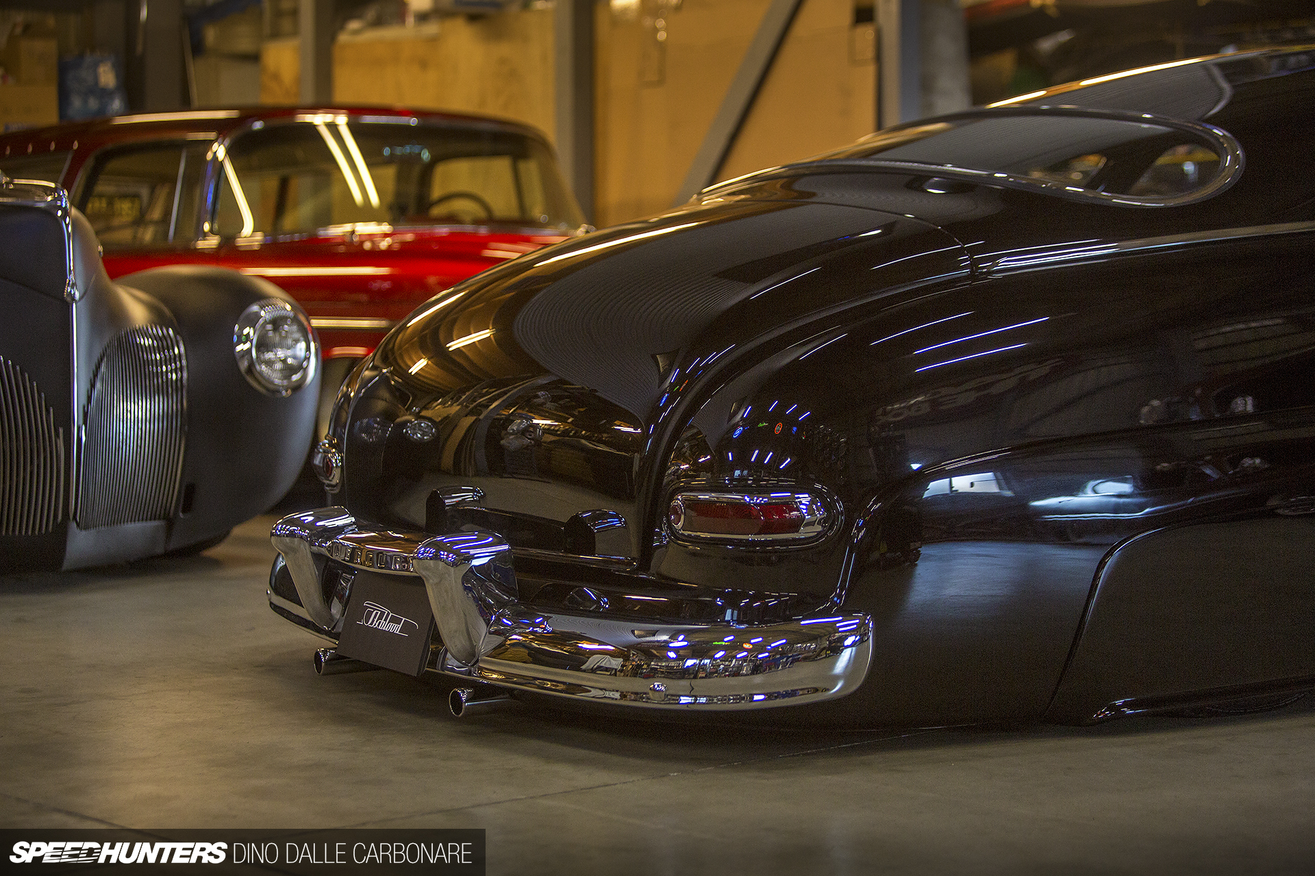 Built In Japan A Mercury Eight Named Oxblood Speedhunters
