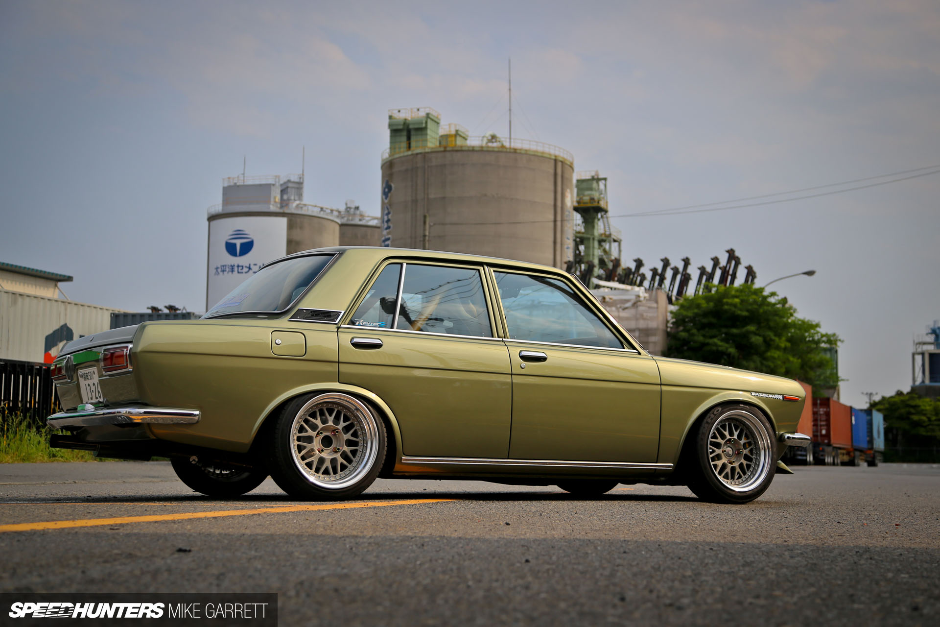 Datsun Bro Meet Japan's 510 King  Speedhunters