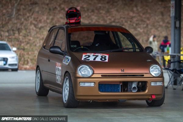 City Car Turned Racer K4-gp Honda Today - Speedhunters