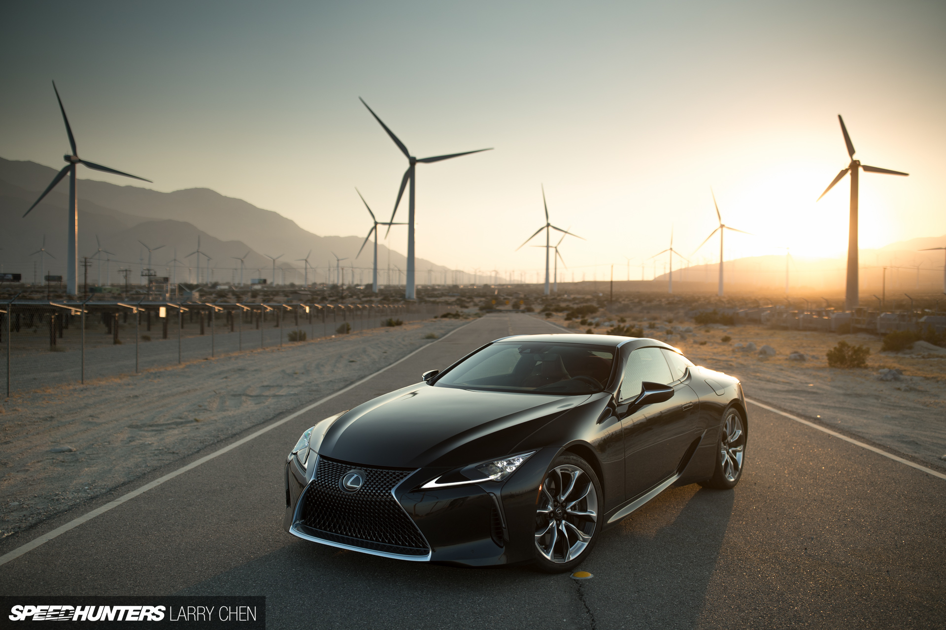 An Encounter With The Lexus LC 500 Speedhunters