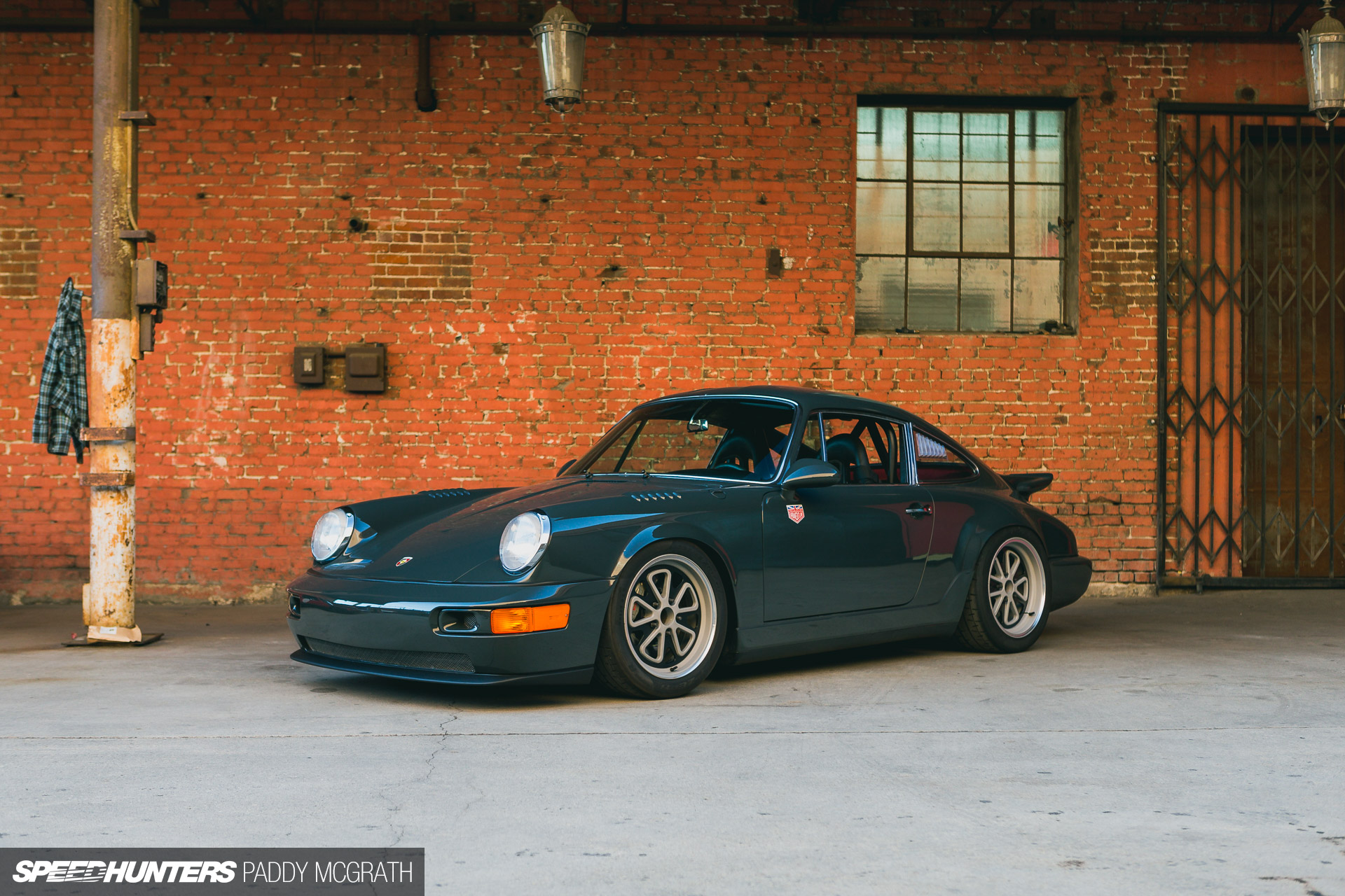 Magnus Opus The Complete Porsche 964  Speedhunters