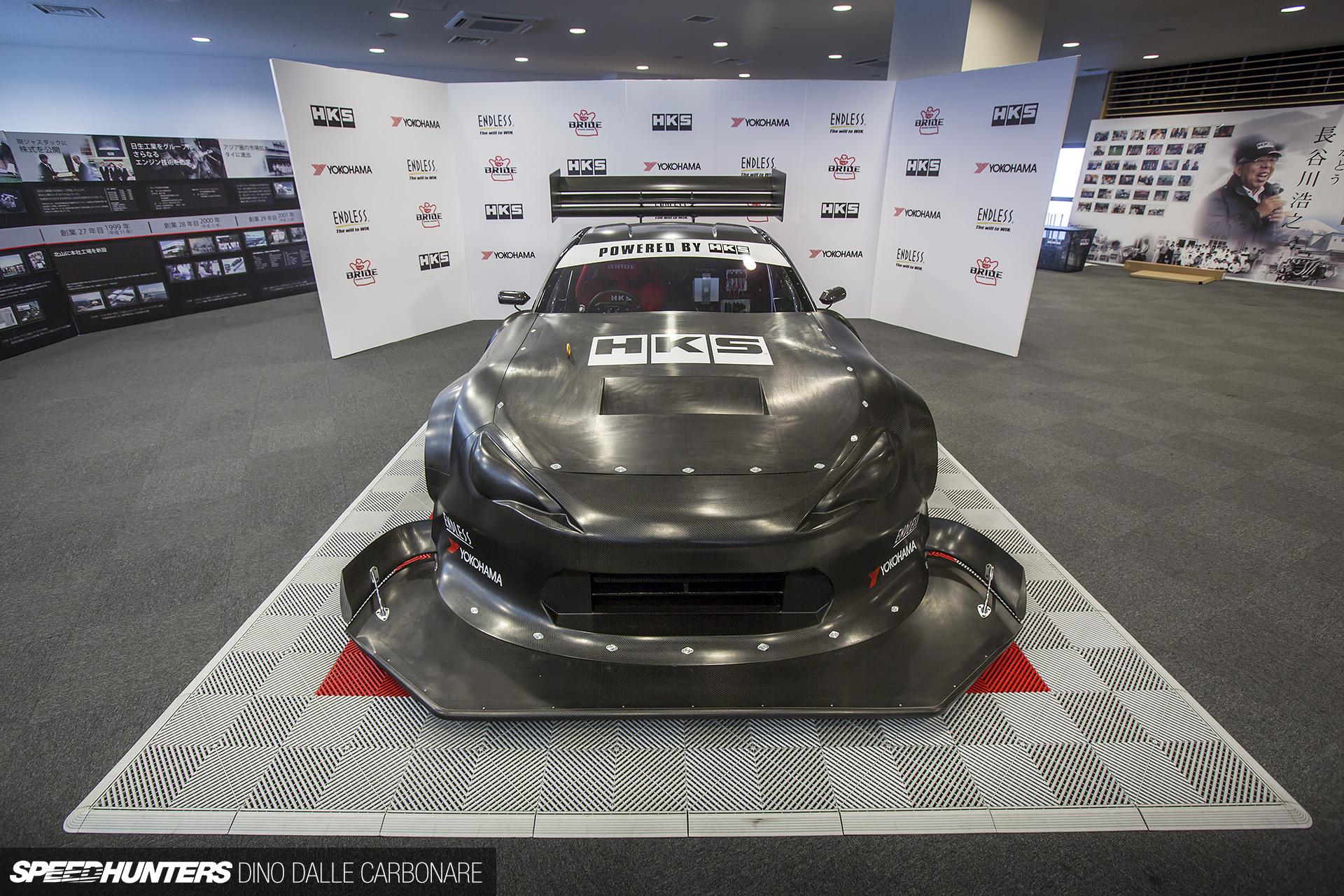Wallpaper Car Tokyo Drift Hks Gts800 The Tsukuba Record Challenger Speedhunters