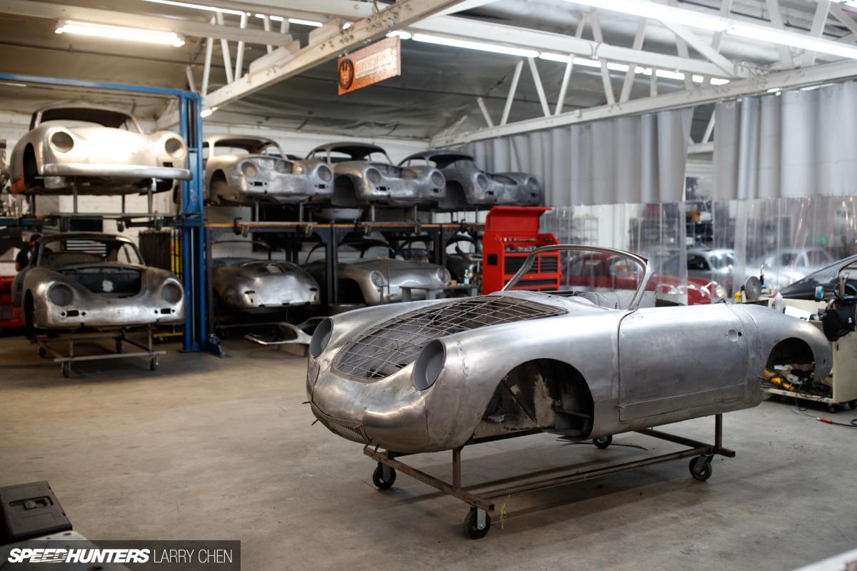 Porsche Hot Rodder The Rod Emory Story