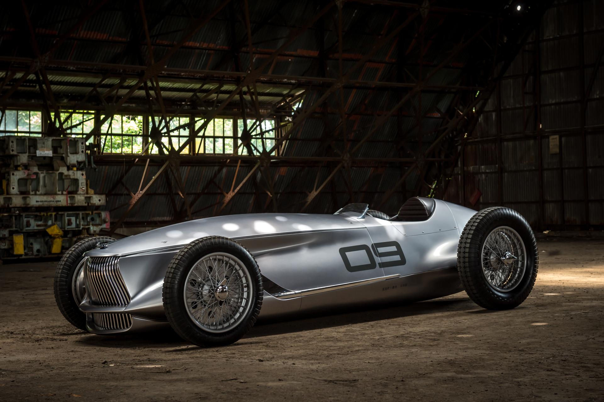 hight resolution of infiniti s prototype 9 retro racer