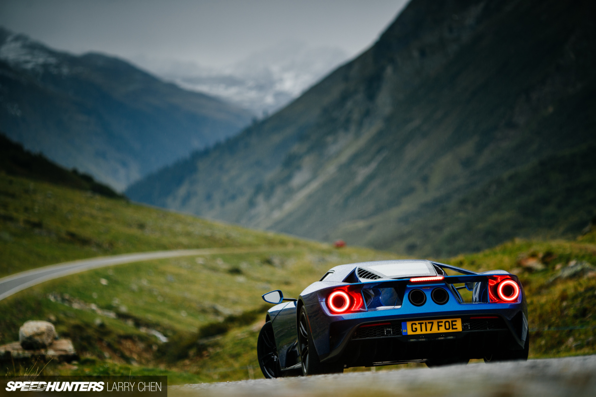 Is This Real Life? Shooting The Ford GT In Austria