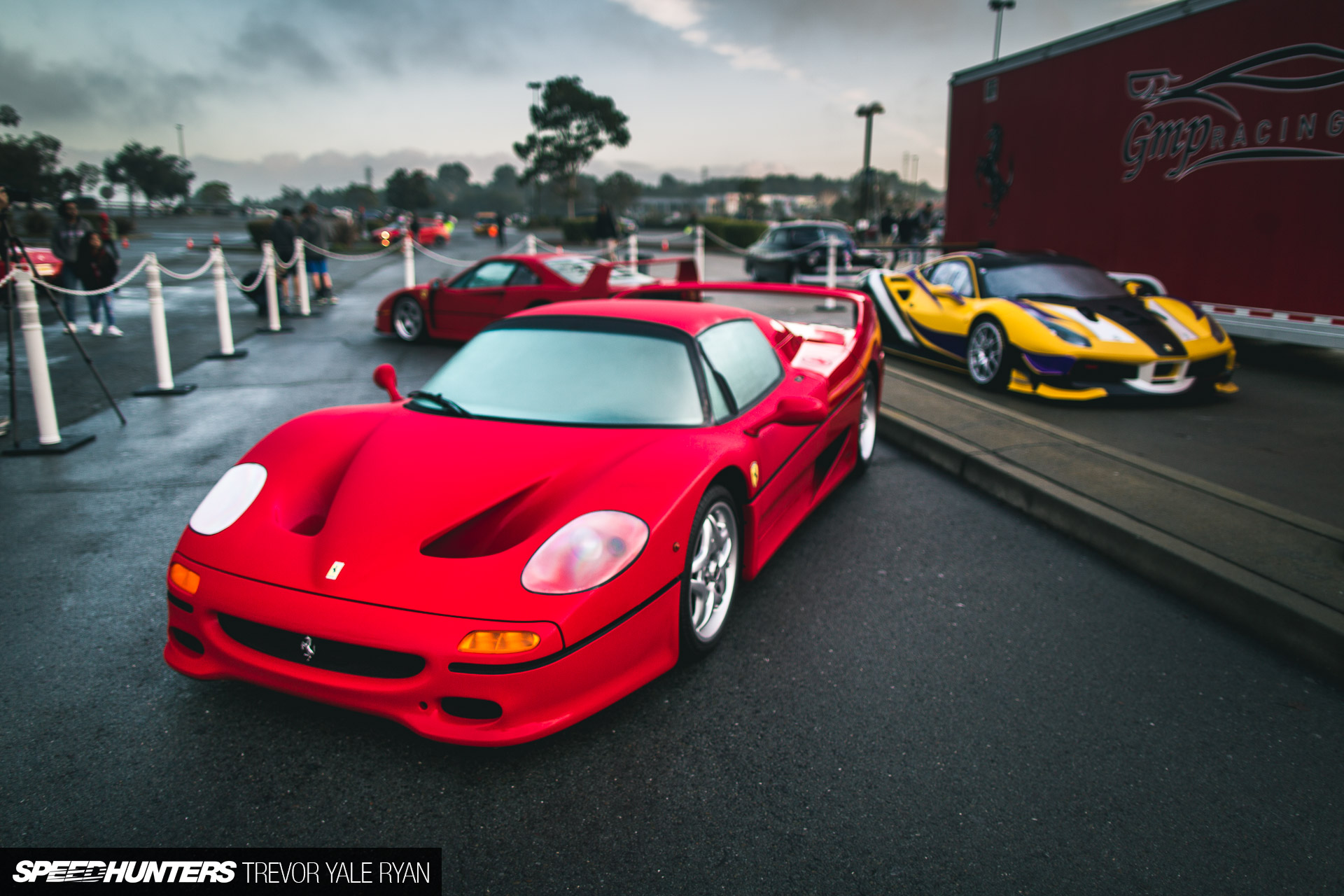 Supercars In Silicon Valley  Speedhunters