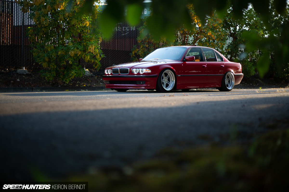 hight resolution of the m7 that bmw never built