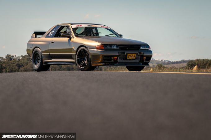 Swapping Sixes: The Barra-Powered Skyline R32 - Motor Sport HQ