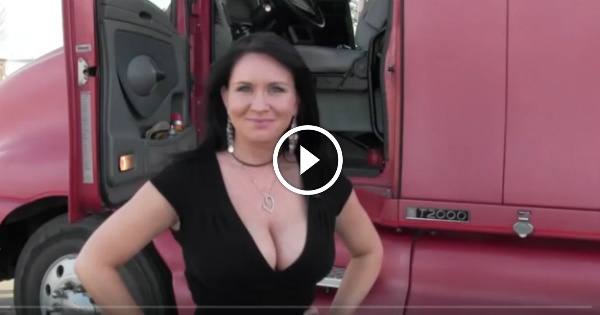 Get A Commercial Driver License For 3 Days With Beautiful Jennifer She Will Rock Your World