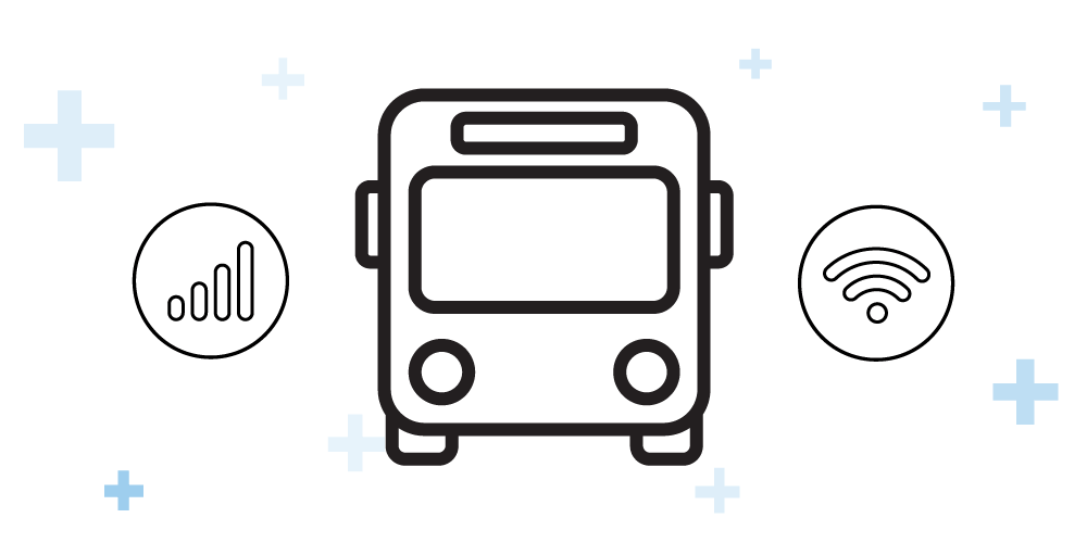 Fix Slow Megabus WiFi and Access Blocked Sites on the Bus