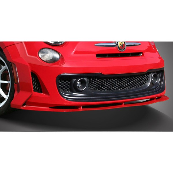 500|SPEEDLAB Fiat 500 Air Dam Abarth Front Bumper Cover Spoiler