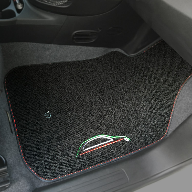2014 2010 2011 2012 2013 2016 GMC Acadia Red Oriental Driver 2nd /& 3rd Row 2008 2015 4 Piece Floor GGBAILEY D3584A-LSA-RD-IS Custom Fit Car Mats for 2007 2009 Passenger