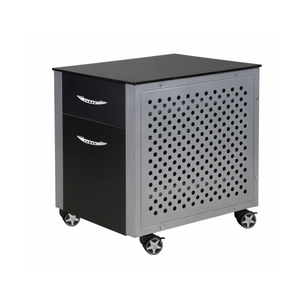 500|SPEEDLAB PitStop File Cabinet Black FC230B