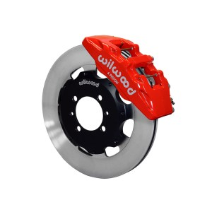 500|SPEEDLAB FIAT 500 Front Brake Kit-Wilwood Dynapro 6-Solid