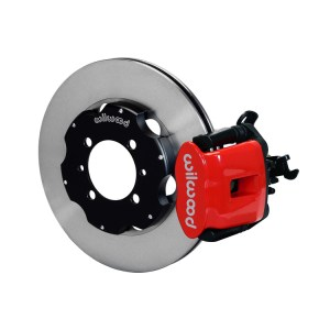 500|SPEEDLAB FIAT 500 Rear Wilwood Combination Brake Kit-Solid