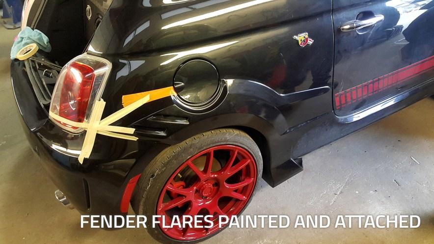 FIAT 500 Body Kits by 500|SPEEDLAB-Installation-Abarth-FM-Rear-InProgress_01