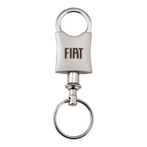 500|SPEEDLAB Fiat 500 Key Fob Quick Release Style 01