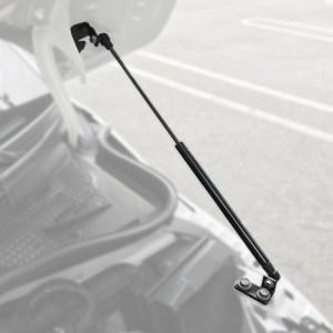 FIAT 500 Hood Lift Kit :: Prop Rod Retrofit :: 110900 :: Image 07 :: 500|SPEEDLAB