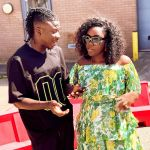 Stonebwoy's wife shares mind-blowing photo as she celebrates her birthday today