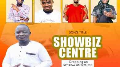 Kaunda - SHOWBIZ CENTRE ft Revlaytion, Kobby Lyrical, Scary Vibes & Mula Palmer speedmusicgh