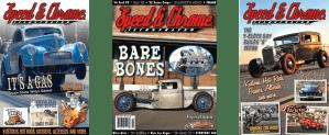 Speed & Chrome Illustrated Magazine