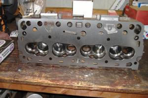 Yblock Engine for 1956 Ford Customline Gasser Project