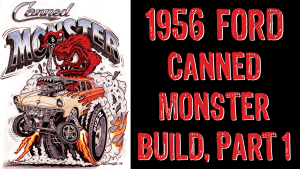 Canned Monster Artwork