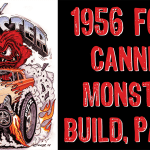 The Canned Monster 1956 Ford Gasser