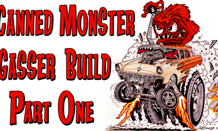 Canned Monster Gasser Build Part 1 – Video
