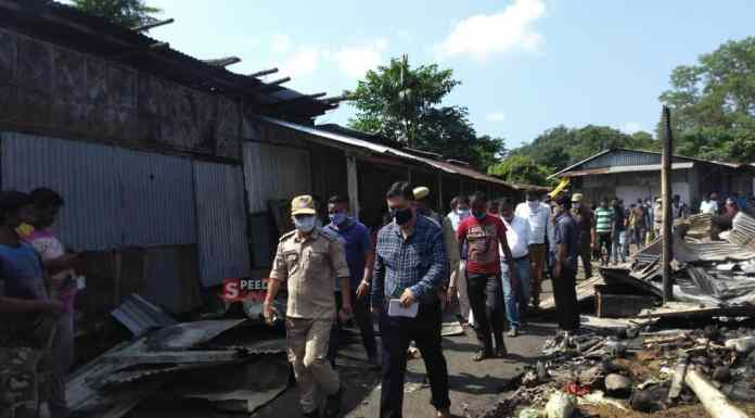 Magistrate inquiry orders into massive fire incident in Kokrajhar