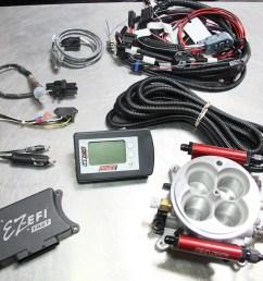 installing fast u0027s ez efi fuel injection system enginelabs mix fast efi wire harness  [ 1200 x 800 Pixel ]