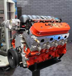 for instance the copo camaro 396 375 concept this camaro ls3 based copo 396 offers high flowing cnc ported heads enhancements to the valvetrain  [ 1200 x 800 Pixel ]