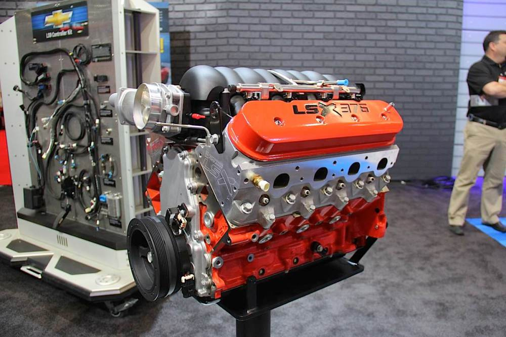 medium resolution of for instance the copo camaro 396 375 concept this camaro ls3 based copo 396 offers high flowing cnc ported heads enhancements to the valvetrain