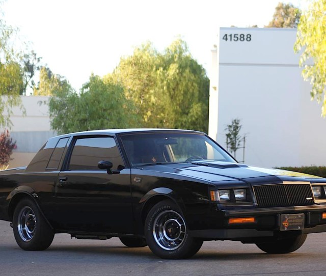 Its No Secret That The Buick Grand National Is One Of The Most Respected And Coveted Cars In The American Musclecar Realm But What Makes It Stand Out Is