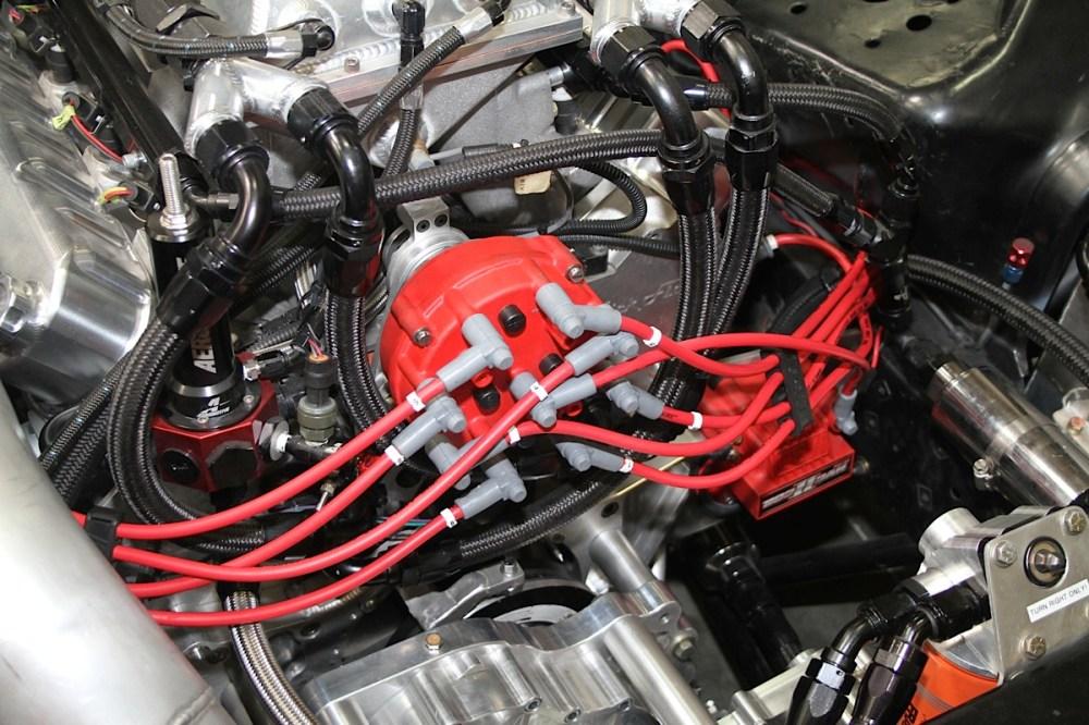 medium resolution of distributor belt drive versus coil on plug in ls racing applications dragzine