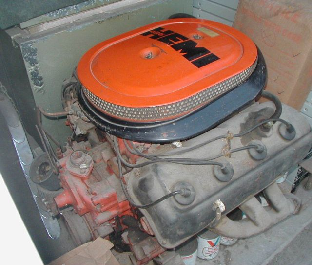 Ebay Find Hemi Comes With Big Price Tag Doesnt Include The Car Street Muscle