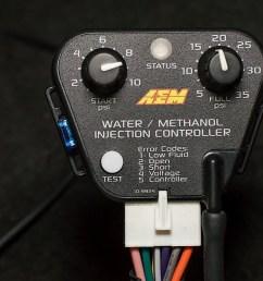 installing and testing aem s v2 water methanol injection system dragzine [ 1200 x 798 Pixel ]